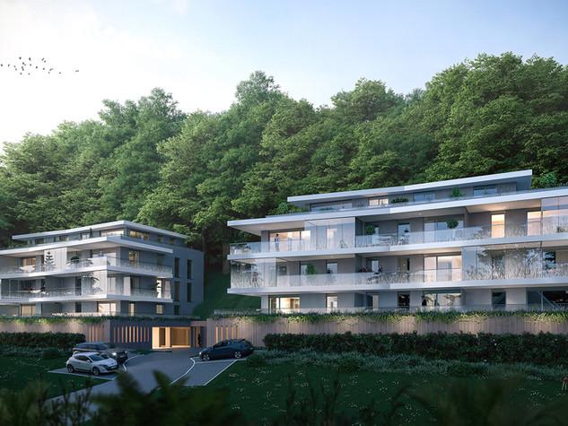 AA+_Architecture - Projet Le Claridge_Sodico_Thann