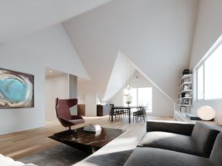 AA+_Architecture - Projet Villa Kastel_Immobilière K_Horbourg-wihr