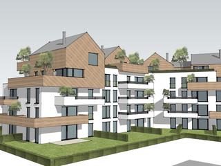 AA+_Architecture - Projet 336 Av. de Colmar_Spiral_Strasbourg
