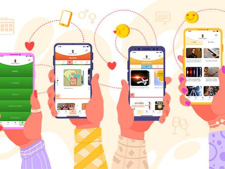 Red Magisterial Contigo: La nueva app educativa