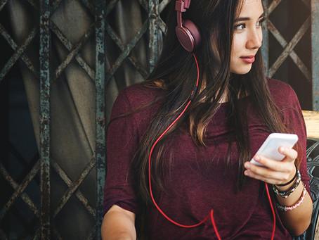 Celulares a la carga: ¡Hagan un podcast!