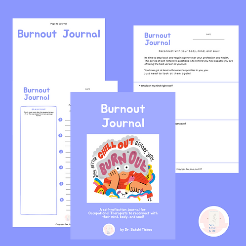 Burnout Journal