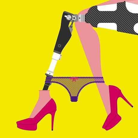 Pâté's A-Z of Sex and Disability Explici