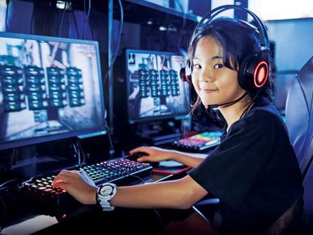 ¿Qué aprenden los niños cuando juegan online?