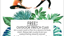 FREE CLASS | Summer Outdoor Series