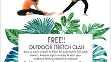 FREE CLASS | Summer Outdoor Series