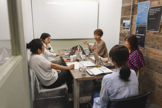 Meeting Rooms (Reservation-only)