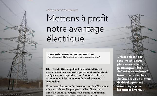 Québec_Net_Positif_article_la_presse_plu