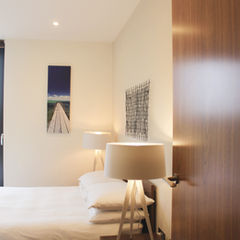 St Paul's Apartments Bedroom