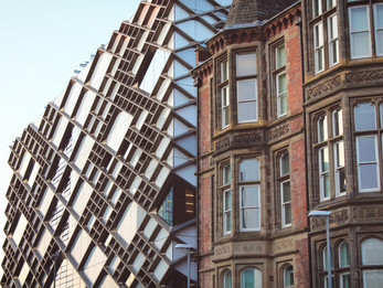 Great Sheffield Architecture: Old Vs New