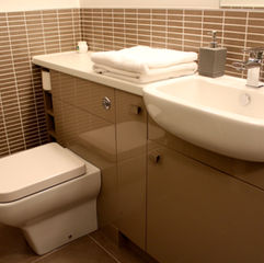 Toilet - Figtree Apartments