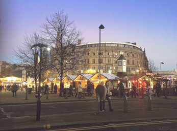 Top 5 Events Happening in Sheffield this December