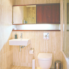 St Paul's Apartment Bathroom
