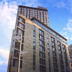 St Paul's Apartment Building