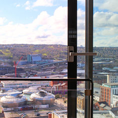 St Paul's Apartment View