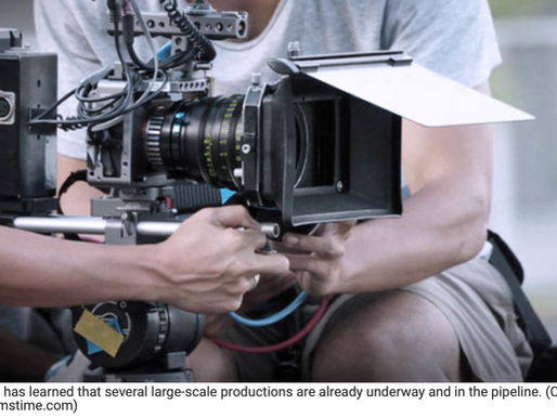 Film Industry Exhausts Full $38M FY22 Tax Credit Budget on 4 Projects