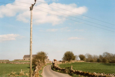 """Untitled #3 from The Farmers Bride, 2012 Nicola Adriana Rowlands 35 mm, C-print, 11""""x14"""" Edition 2 of 3"""