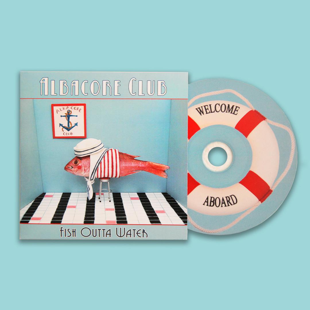 Albacore CD product CD.jpg