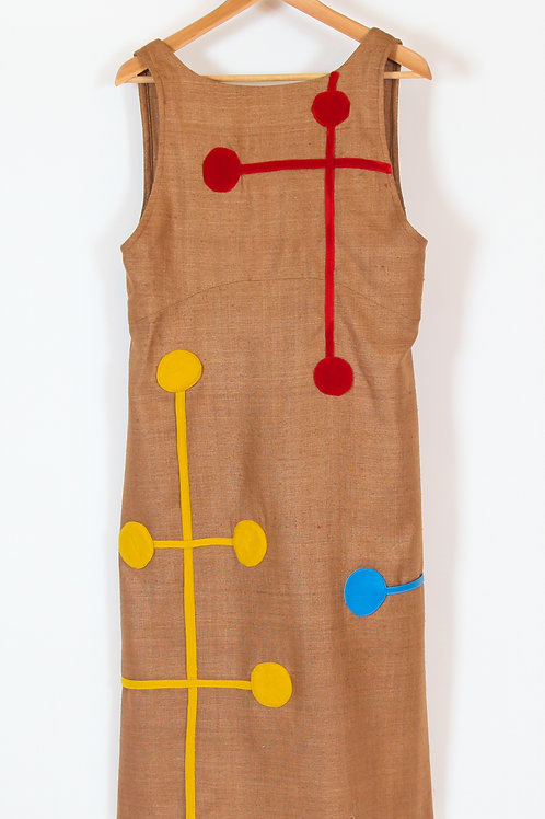 Charles & Ray Eames Thinly Dress