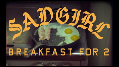 "Sad Girl - ""Breakfast for Two"""