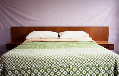 """Untitled #4 from Rooms, Chromogenic color print, 24""""x36"""" Edition of 5"""