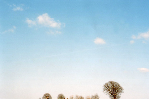 "Untitled #1 from The Farmers Bride, 2012 Nicola Adriana Rowlands 35 mm, C-print, 11""x14"" Edition 2 of 3"