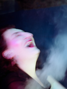 """Untitled #1 from Fame, Chromogenic color print, 16""""x20"""" Edition of 5"""