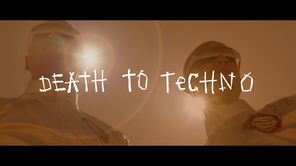 Death To Techno