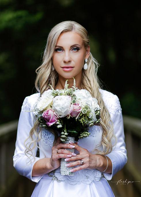 Flashpro-studio.Professional photography. Wedding photography. Beautiful bride photo