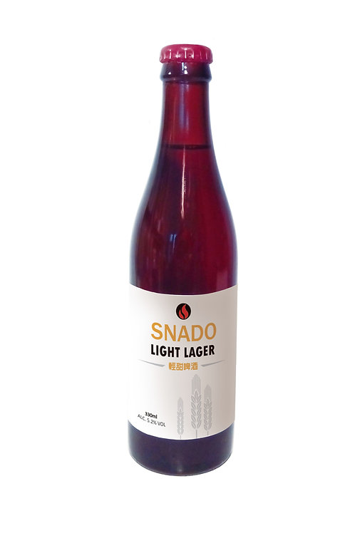 輕甜啤酒 Light Lager Beer