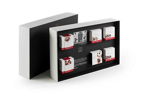 Confezione regalo 6 box