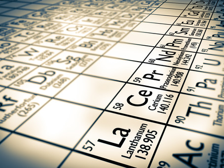 Rare Earth Elements – Untapped Resource