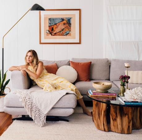 designer room featuring Brennan Alexa