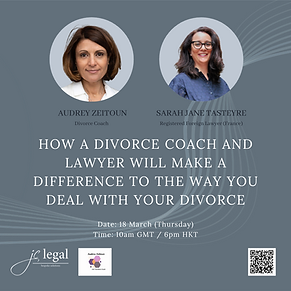 How a divorce coach will make a difference to the way you deal with your divorce?