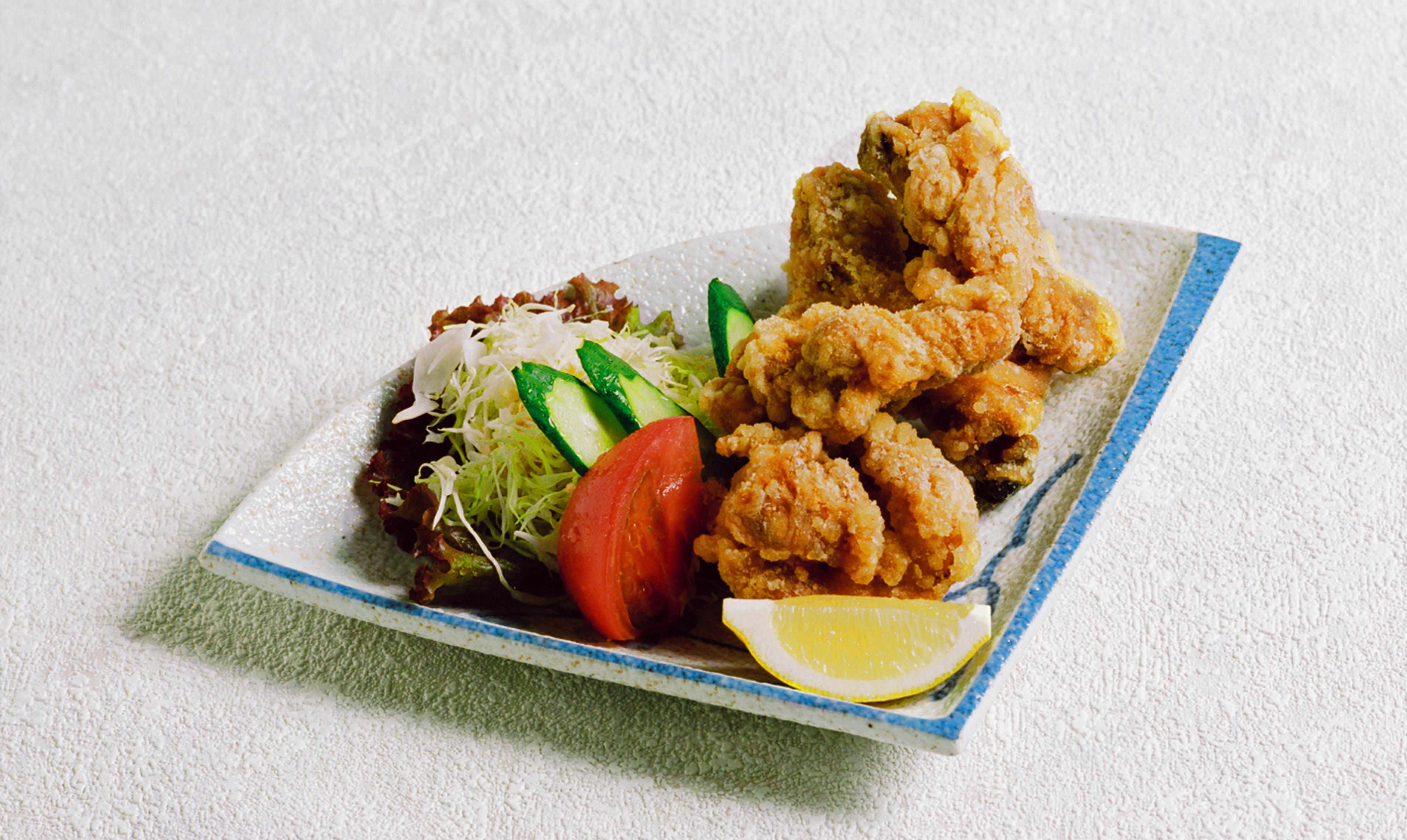 鶏の唐揚げ 800円