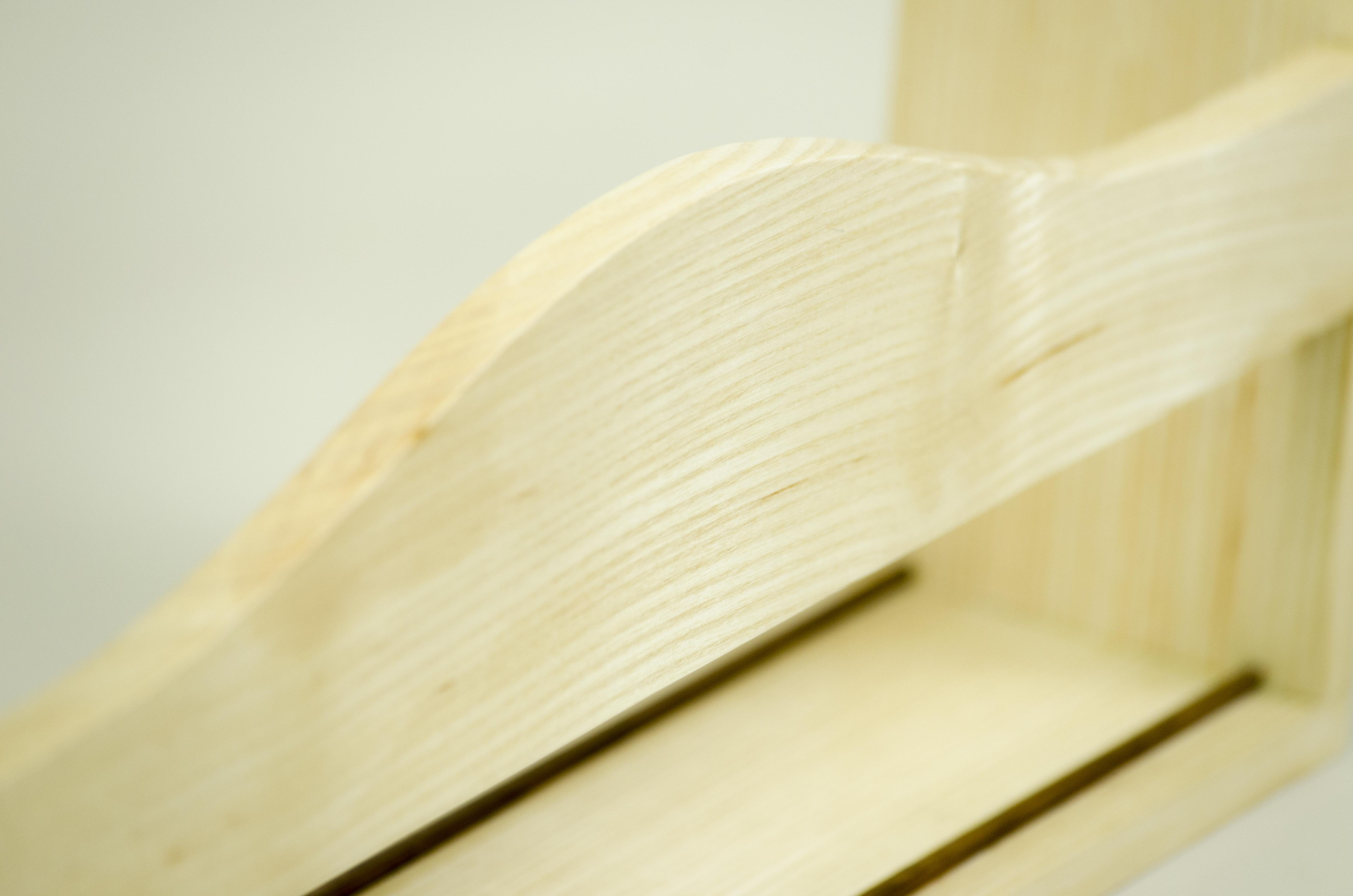 Ash Letter Rack