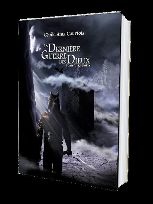 La Quête : La Dernière Guerre des Dieux, tome 2