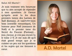 Connaissez-vous AD Martel ?