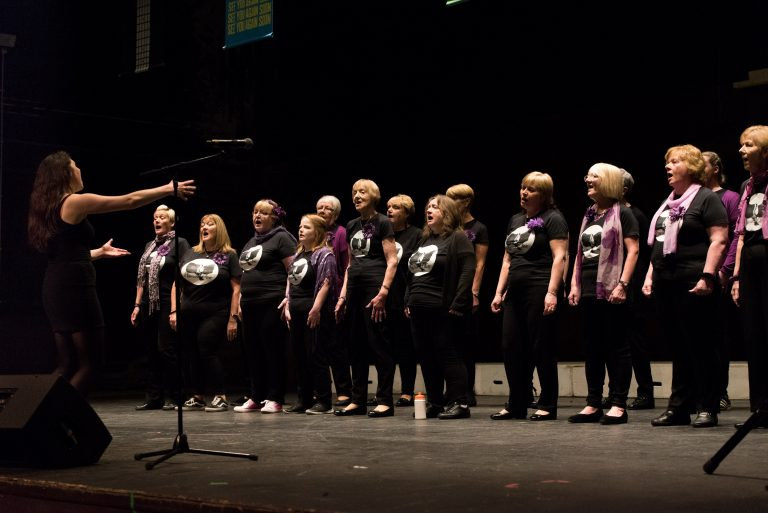 The Phoenix Central Community Choir