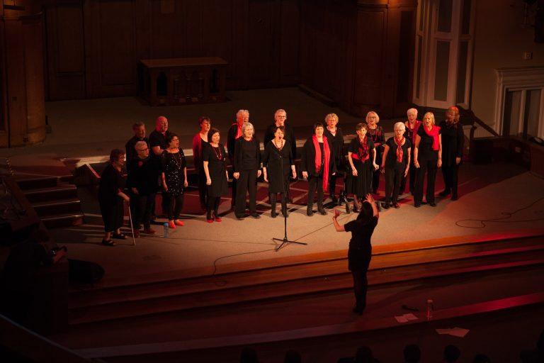 The Phoenix Carer's & Co Choir