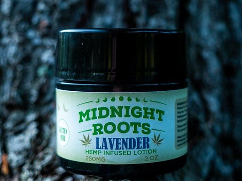 Lavender Hemp Infused Lotion