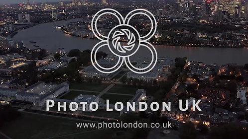 Aerial Video Night View University Of Greenwich In London
