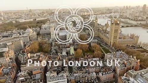 4K Aerial Flight Orbiting Big Ben Aka City Of Westminster In London