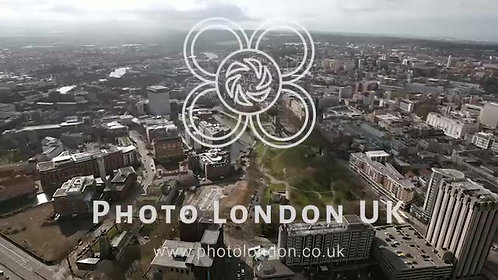 The New Bristol Skyline Aerial Video
