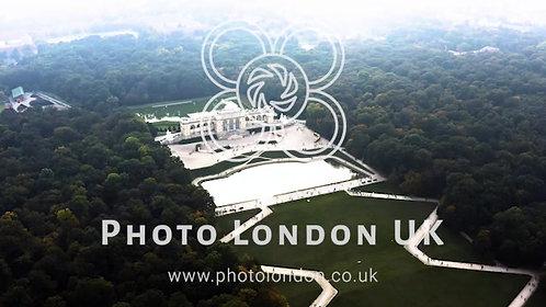 The Gloriette Structure In The Schonbrunn Palace Garden, Vienna, Austria