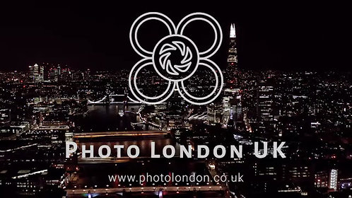 4K The New London Skyline Modern Buildings Aerial Video