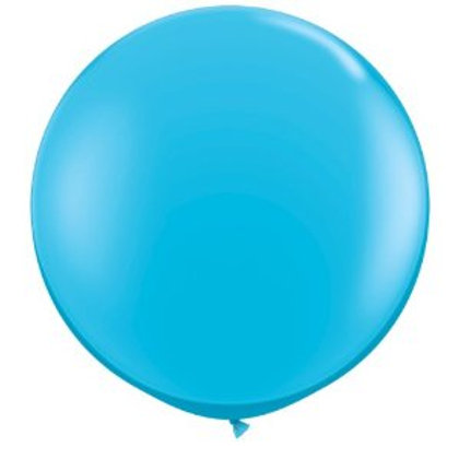 Robins Egg Blue Giant Balloon