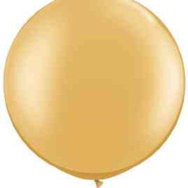 Gold Giant Balloon