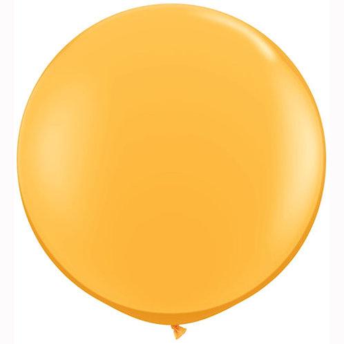 Goldenrod Giant Balloon