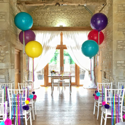 Upcote Barn Wedding